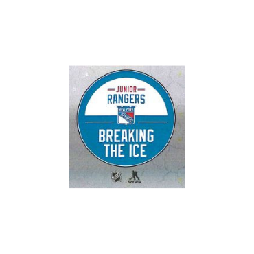NYR Breaking the Ice Logo